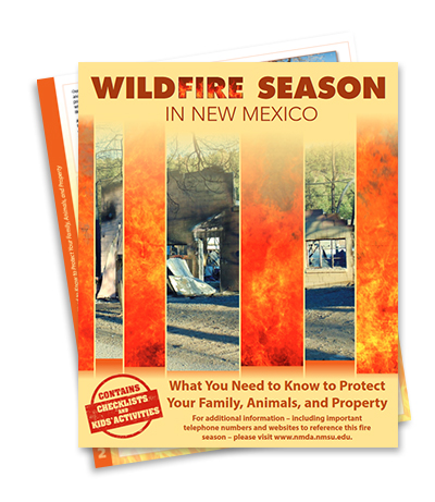 Download the Wildfire Season in New Mexico guide.