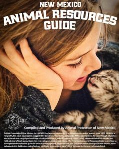 2020 New Mexico Animal Resources Guide
