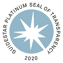 Guidestar Seal of Transparency 2020