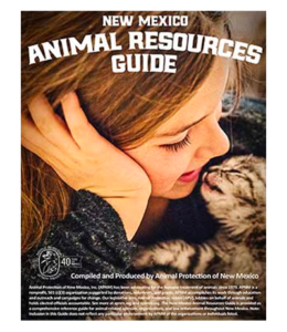 New Mexico Animal Resources Guide