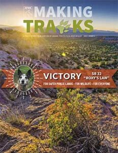 Making Tracks 2021 Issue 1
